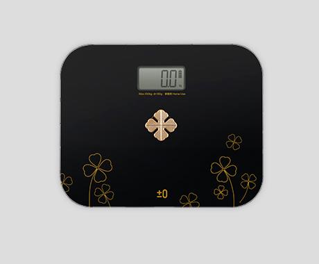 幸运草-自发电人体秤B2010