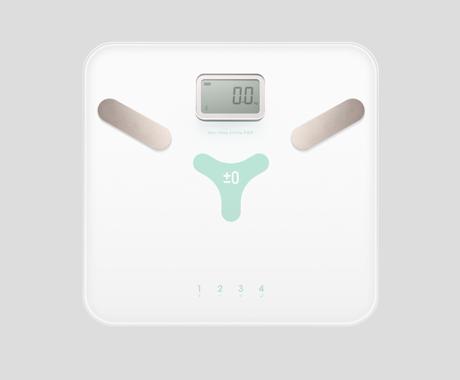 自发电脂肪秤
