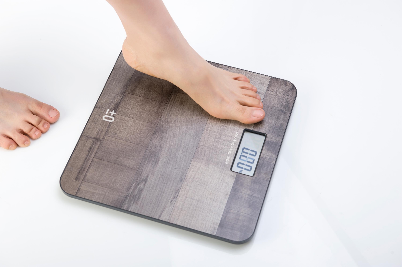 衡好体重秤