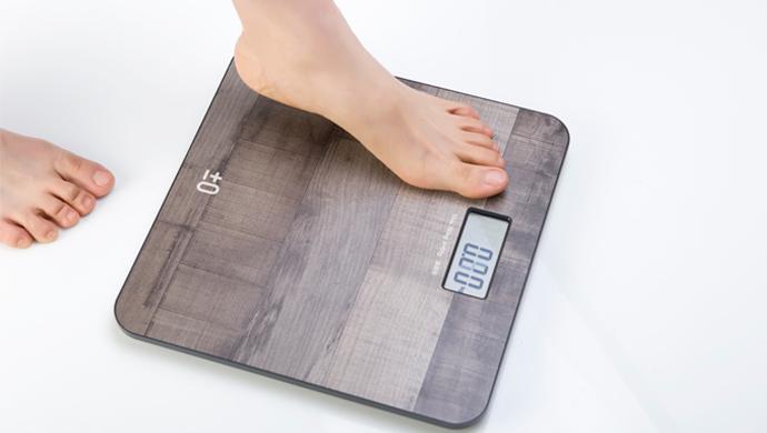 衡好体重秤,改善生活品质